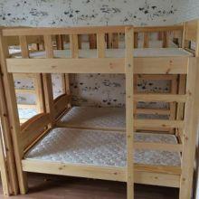 贵州学校家具 学生高低床 上下床现货厂家批发