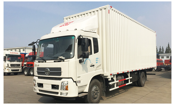 供应宁波东风翼开启厢式货车 厢式货车,厢式运输车,东风小型货车图片
