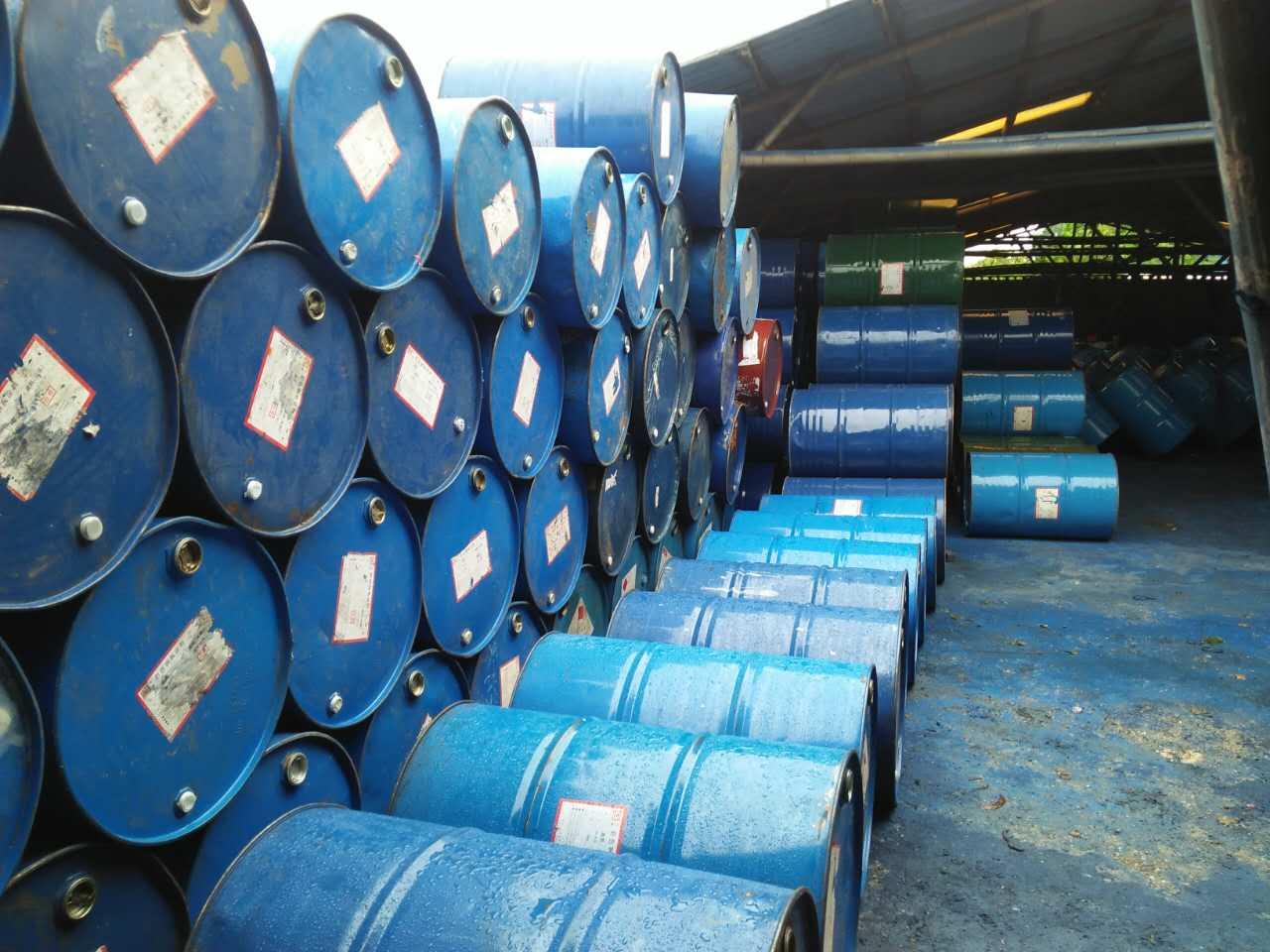 供应用于油桶加工翻新的200kg铁桶
