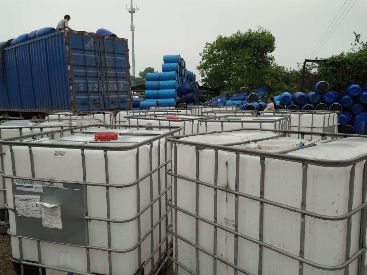 供应用于的200kg吨桶