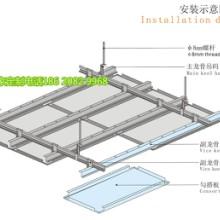 源廣汽本田4s店木紋鋁單板吊頂 十大品牌木紋鋁單板吊頂天花圖片