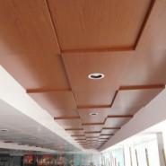 广汽本田4s店木纹铝单板图片