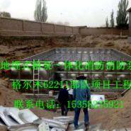 贵州地埋式消防增压稳压一体化泵站图片