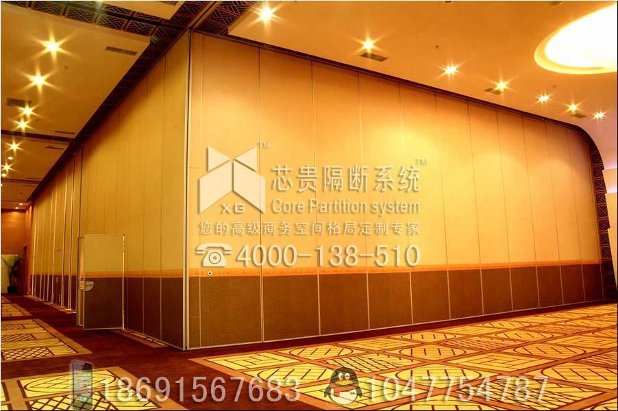 供应西宁酒店活动隔断、西宁折叠屏风