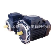 供应YSJ(QA)方型铝壳三相电机上海金陵电机IEC电机减速机用电动机高效电机马达批发