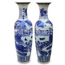 青花大花瓶,青花瓷落地大花瓶