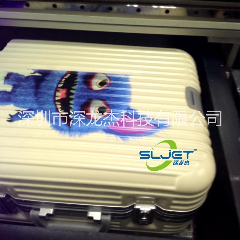 学生拉杆箱打印机个性定制定制拉杆箱 照片彩印拉杆箱 印花设备