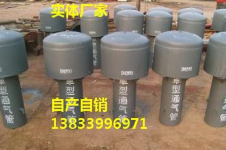 供应用于水池专用的dn300罩型通气帽 罩型通气管Z-300 蓄水池安装罩型通气管作用 02S403罩型通气管厂家