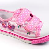 儿童透气布鞋,韩版儿童帆布鞋,秋冬新款魔术贴板鞋,运动鞋休闲鞋,童鞋