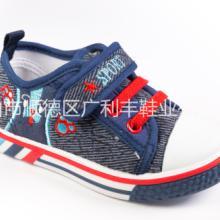 童鞋生產批發 ,新款兒童帆布鞋 ,男女童休閑布鞋耐磨百搭休閑童鞋批發