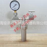 高温高压反应器/反应釜图片