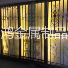 供应惠州昇鸿窗花、昇鸿金属窗花厂家批批发