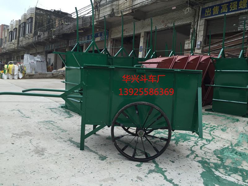 人力垃圾车厂家批发 手推垃圾车批发 环卫垃圾车 不锈钢垃圾车 销 不锈钢垃圾车