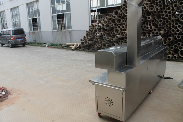 5米无烟木炭烧烤炉价格报价
