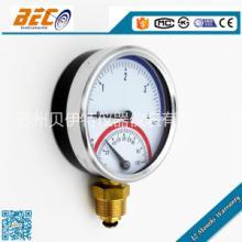 供应用于工业用的温度压力一体表温压表温度压力表批发