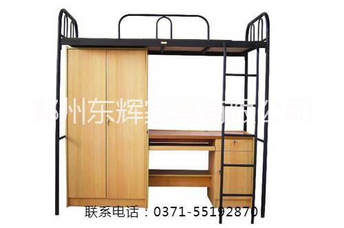 新乡学生公寓组合床图片/新乡学生公寓组合床样板图 (2)
