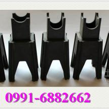 新疆乌鲁木齐塑料试模厂家电话  塑料垫块 塑料马镫 低价出售