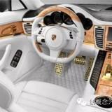 供应用于汽车内饰改装的创概念保时捷内饰改装真皮座椅