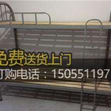 供应合肥双层床易安装上下铺合肥钢木办公家具厂家直销同城包送货批发