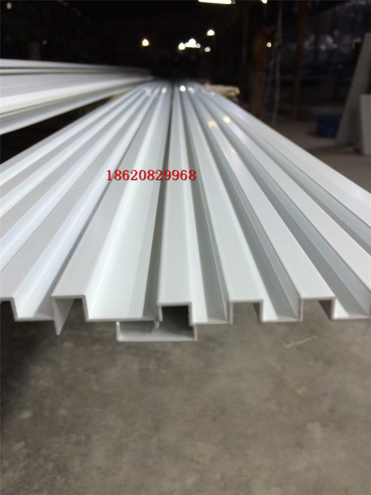 金属长城铝板 A级防火金属长城铝板 木纹色金属长城铝板