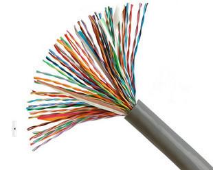 50对大对数通讯线缆图片/50对大对数通讯线缆样板图 (2)