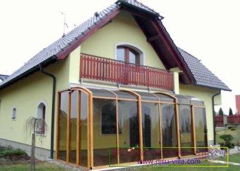 邸墅建筑别墅落地固定玻璃窗报价别墅苏州园林住宅图片