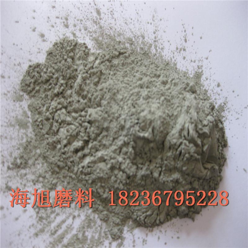 绿碳化硅微粉销售