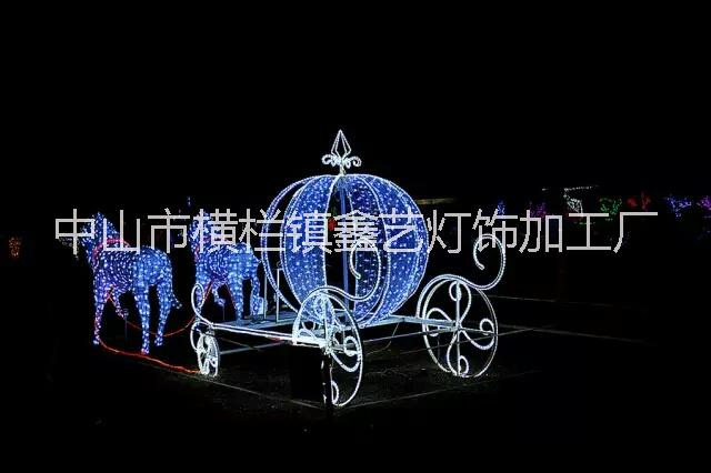中山led灯光圣诞鹿车|中山led灯光圣诞鹿车报价|中山led灯光圣诞鹿车厂家