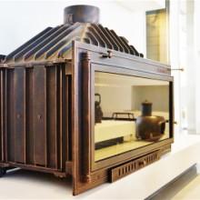 供应威海别墅壁炉,威海欧式壁炉芯图片