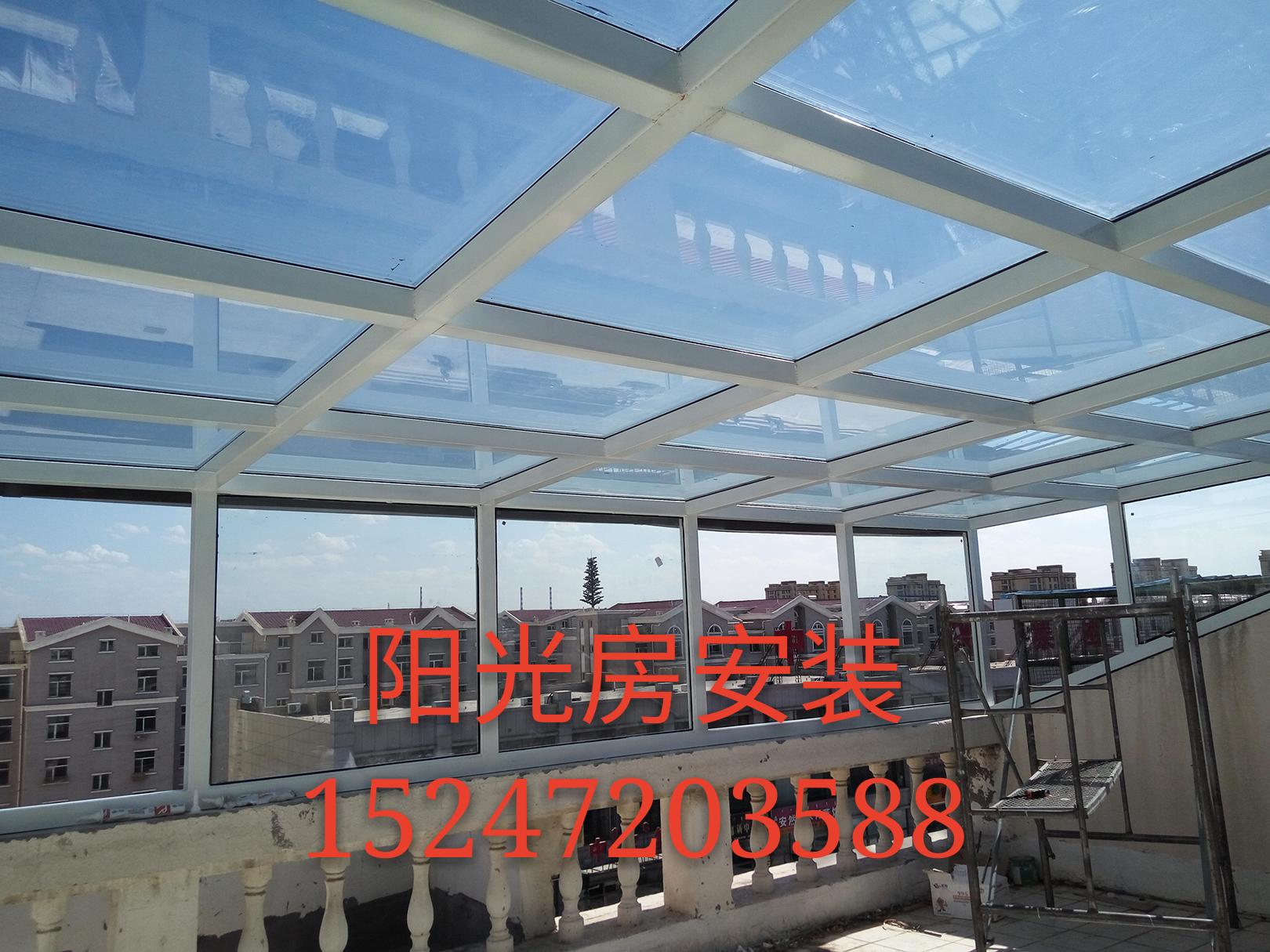 玻璃阳光房德高瓦阳光房楼房加层等价格