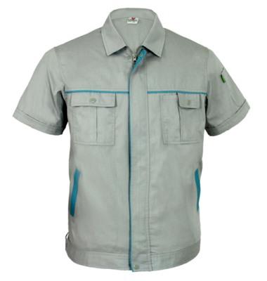 夏季劳保服装图片/夏季劳保服装样板图 (2)