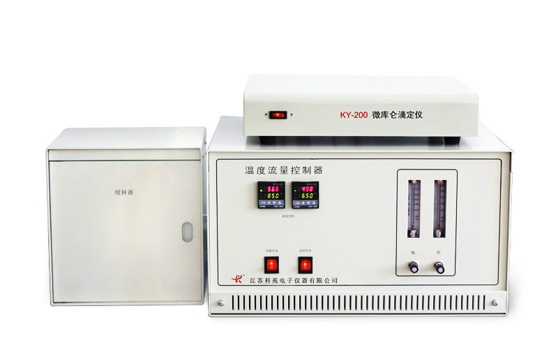 供应KY-200微库仑硫氯分析仪