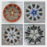 轮毂修复 水转印技术 轮毂彩绘设