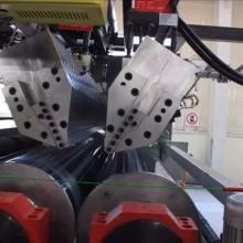 供应用于纸塑复合膜的河北吹制东光恒利1200纸塑淋膜图片