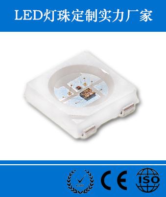 深圳WS2812升级版SK6812灯珠,5050内置IC灯珠