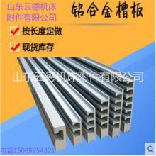 厂家直销 机床专用优质 撞块 正偏二三四六铝合金机床槽板 产地货源