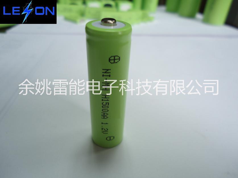 供应镍氢电池AA1500mAh 五号镍氢充电电池 NI-MH AA五号电池 5号可充电池 镍氢电池 1.2V镍氢充电电池