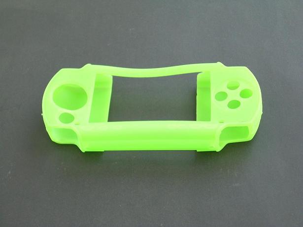 深圳硅胶游戏机保护套生产供应商 硅胶数码产品防摔保护套加工定制