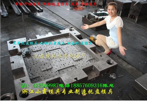 找1乘以1m叉车卡板模具 双面栈板模具 塑料单面栈板模具 托盘注塑模具