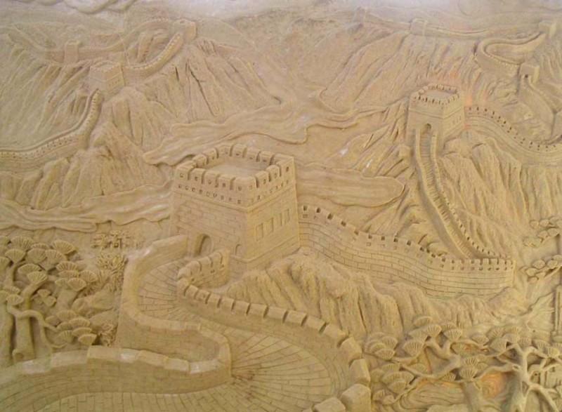 砂岩浮雕设计 砂岩浮雕厂家 泉州砂岩浮雕 砂岩浮雕背景墙 砂岩工艺品