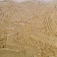 泉州瑞奇装饰 砂岩浮雕背景墙 砂岩板 欧式砂岩 砂岩工艺品