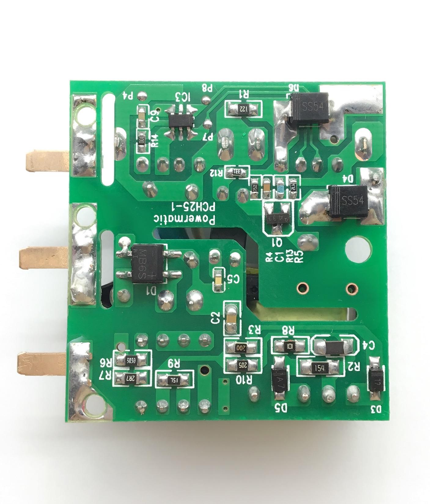 供应用于充电排插的定制usb充电排插电源板pcba