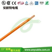 UL1007PVC铜芯绝缘电线 10平方电子线 美标电线生产厂家