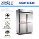 佛山星星冷柜批发厨房冷柜风冷冷冻柜 全不锈钢冷柜 风冷式冷柜