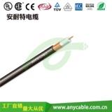 UL1533单芯屏蔽电缆 柔性耐热电线 家用电器安装线材 录音系统