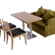复古吧台椅圆凳实木酒吧桌椅铁艺图片
