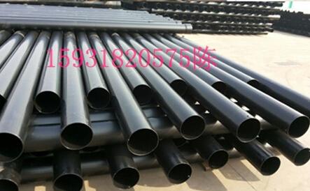 供应热浸塑钢管电力石油化工排水输气管φ50×2.5mm