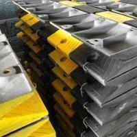 阳江减速带橡胶减速带供应