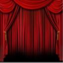 上海乐朗专业生产投影幕 投影幕 舞台升降幕 舞台开合幕 幕 订做