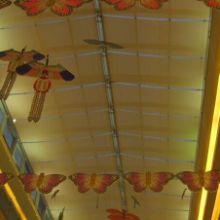 供应电动天棚帘生产厂家,上海电动天棚帘厂家图片